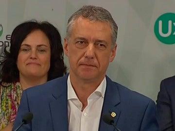 Iñigo Urkullu, tras las elecciones