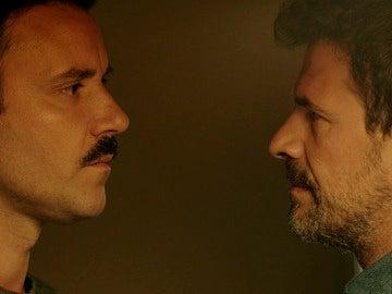 Pablo y Héctor, cara a cara