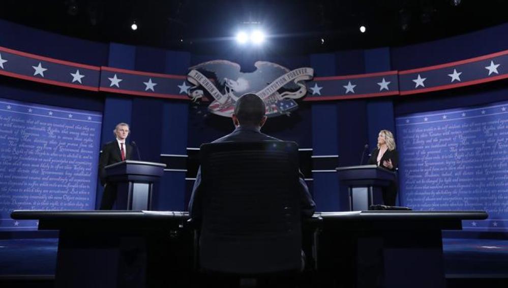 Debate por la Presidencia de EEUU