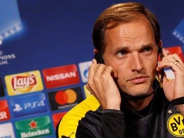 Tuchel, entrenador del Borussia Dortmund