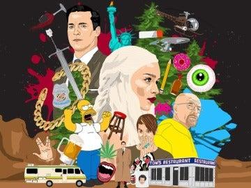 Las 100 mejores series de todos los tiempos