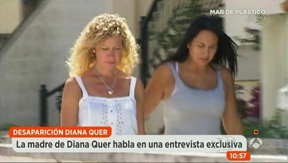 Antena 3 tv diana l pez estoy segura de que diana va a for Espejo publico diana quer