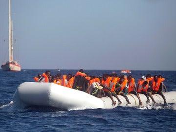Embarcación Astral de la ONG Proactiva Open Arms