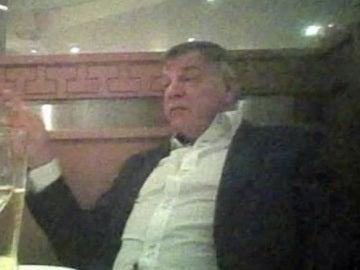Allardyce, cazado en un trama de corrupción de fichajes.