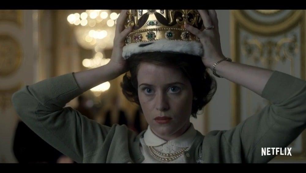 Frame 60.926308 de: Netflix lanza el tráiler oficial de 'The Crown'