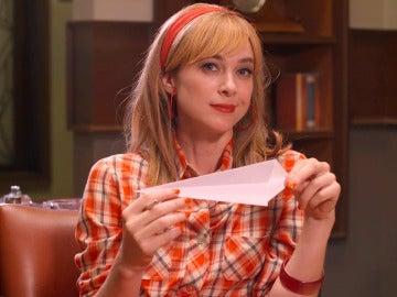 Marta Hazas en Aviones de papel