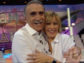Juan y Medio y Susanna Griso
