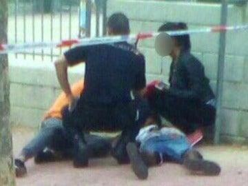 Frame 4.856716 de: Crece la preocupación en Madrid por el incremento de ataques con pistola entre bandas rivales