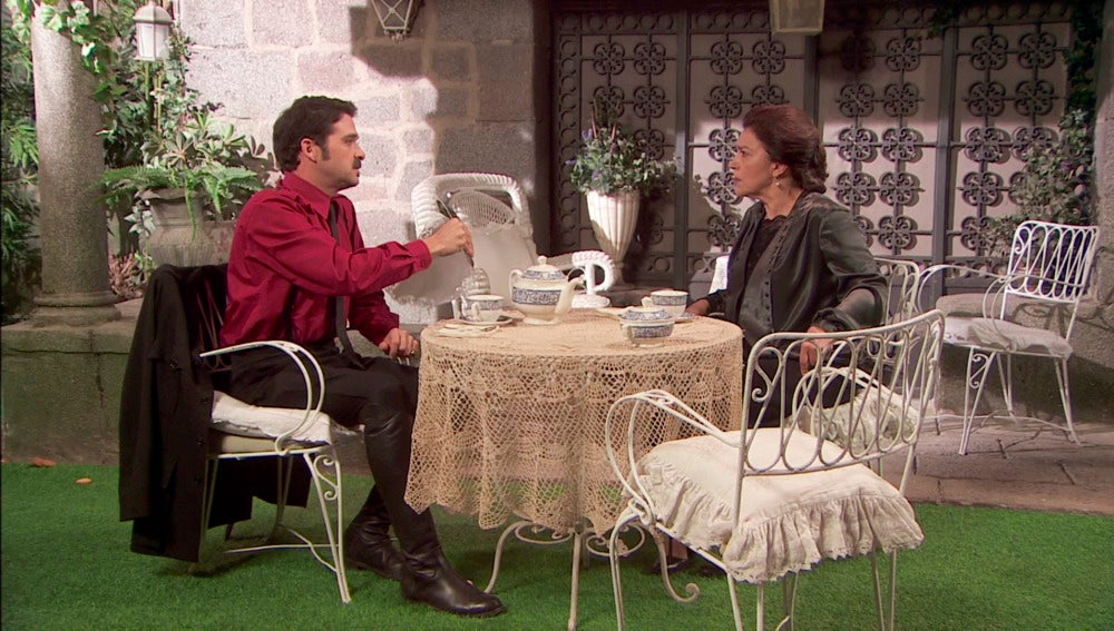 Francisca vuelve a rebelarse contra Cristóbal