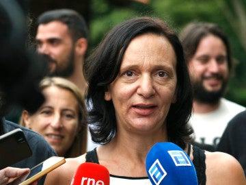 La secretaria de Análisis Político y Social de Podemos, Carolina Bescansa
