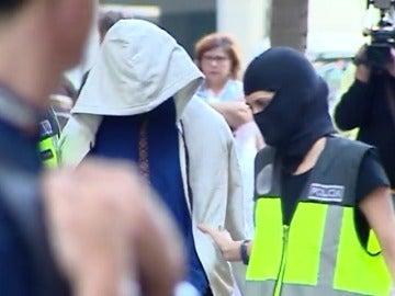 Frame 4.110097 de: Cinco presuntos yihadistas, detenidos en España, Alemania y Bélgica