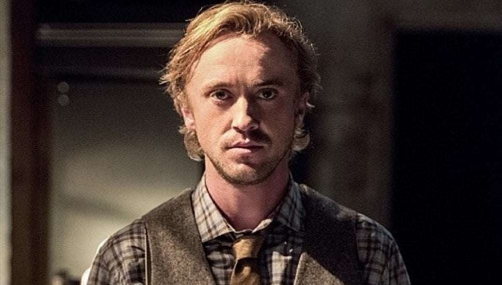 Tom Felton llega a 'The Flash'