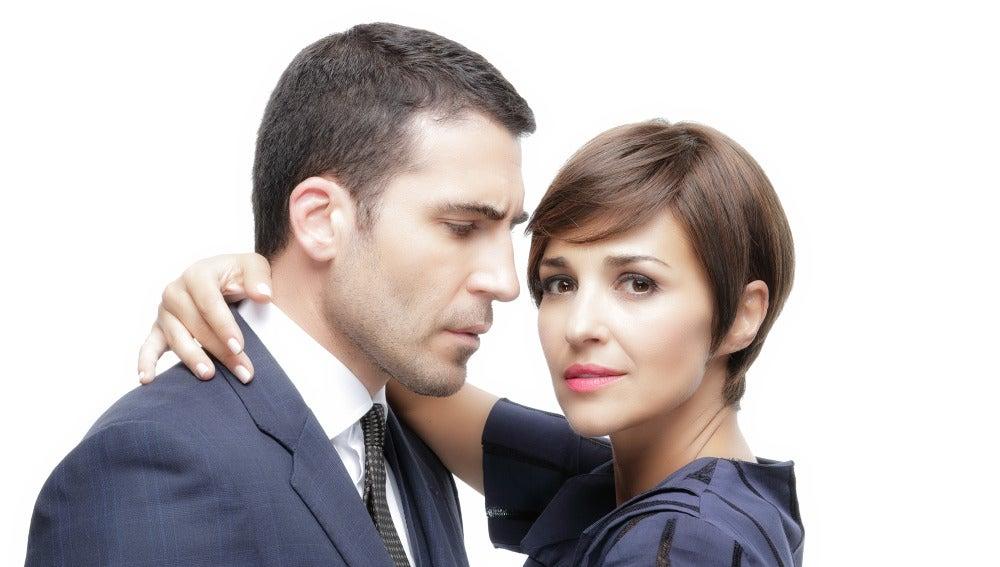 Alberto Márquez y Ana Ribera en la cuarta temporada de 'Velvet'