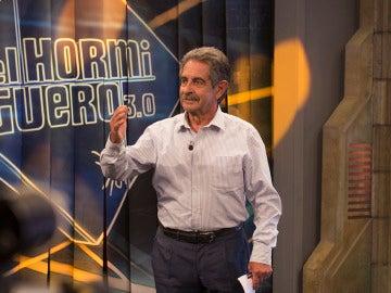 """Revilla, sobre Blesa: """"Estuvo donde estuvo por ser amigo incondicional de José María Aznar"""""""