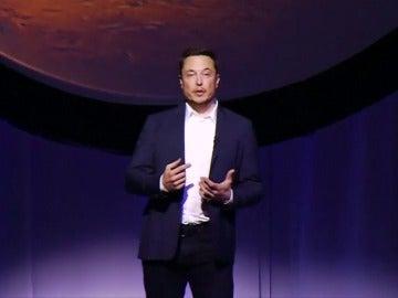 Frame 10.971724 de: El CEO de Teslas quiere colonizar Marte en 2022