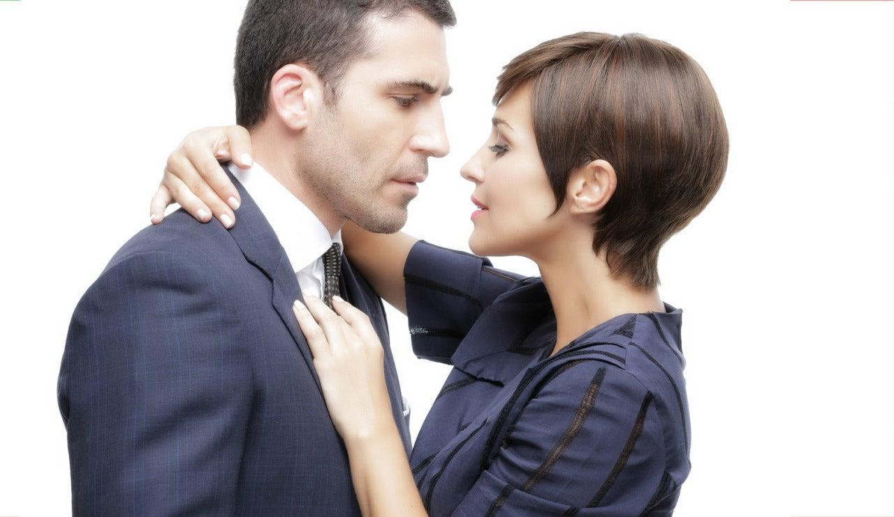 Alberto y Ana en la temporada final