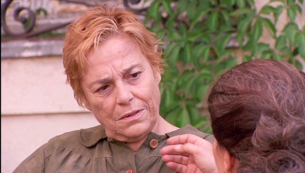 Francisca podría acabar como la tía Eulalia