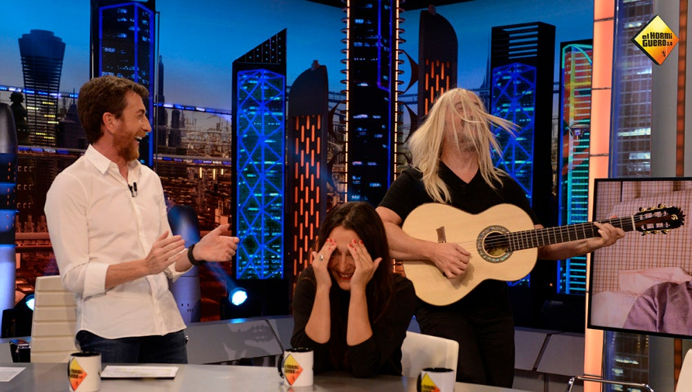 Javier Cámara nos confiesa su obsesión por las pelucas