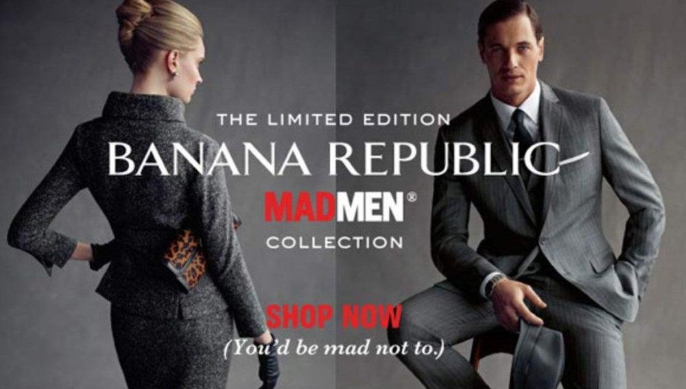 Colección de ropa de 'Mad Men'