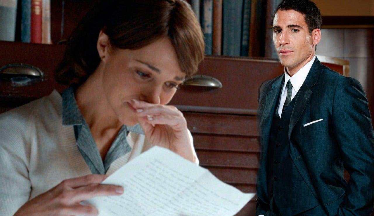 Las cartas de Alberto a Ana narradas por Miguel Ángel Silvestre