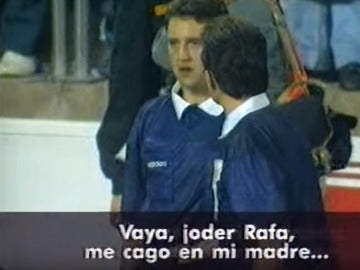 Rafa Guerrero y Mejuto González