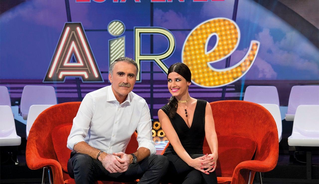 Juan y Medio y Ares Teixidó presentan 'El amor está en el aire'