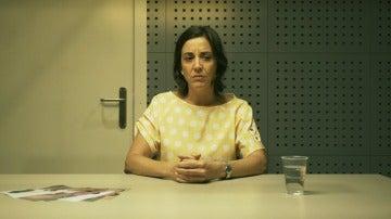 Interrogatorio a Asunción en 'Mar de plástico'