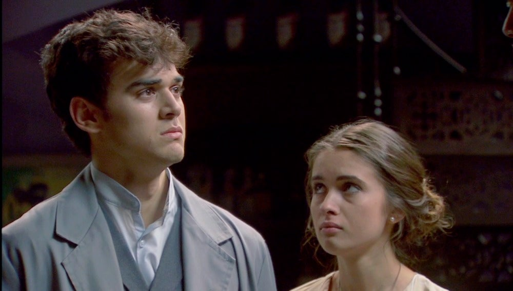Beatriz consigue que Matías empatice con Nicolás