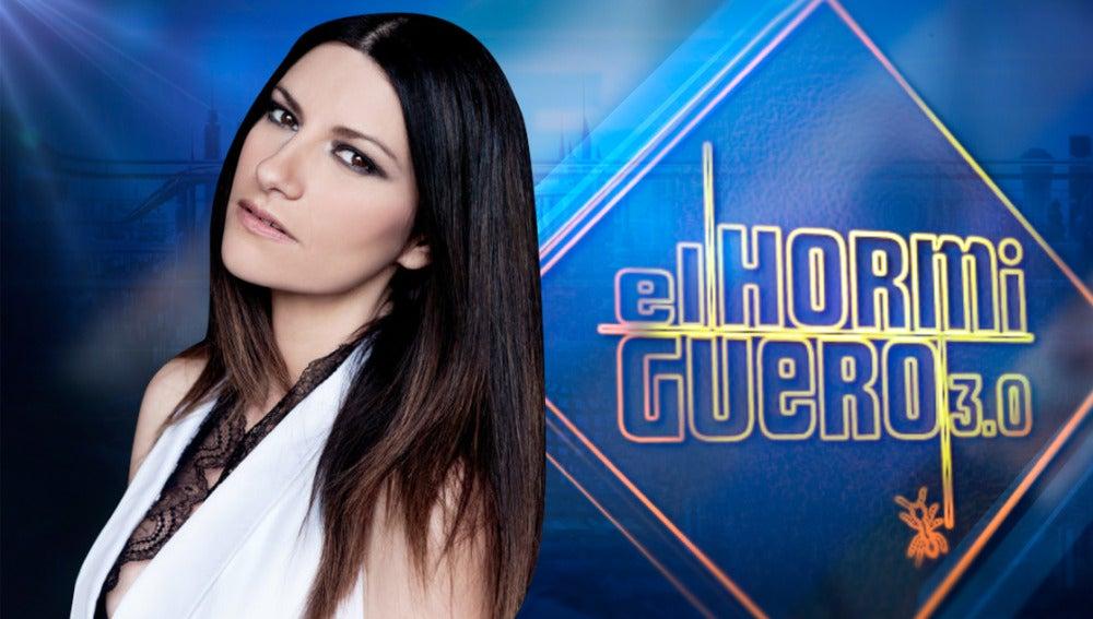 Laura Pausini llenará 'El Hormiguero 3.0' de amor el próximo jueves