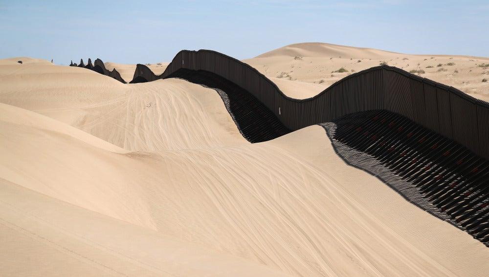 Serpenteando las dunas de arena (29-09-2016)