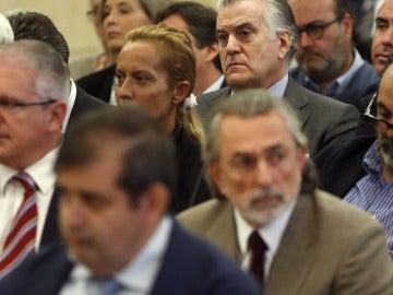 Correa en el juicio por la trama Gürtel