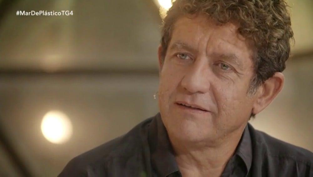 """Frame 123.515822 de: Pedro Casablanc: """"Hubo dudas sobre el acento andaluz de Juan Rueda"""""""