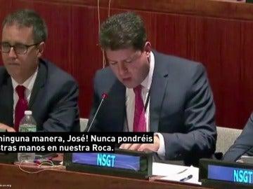 Frame 9.342942 de: El ministro principal de Gibraltar rechaza frontalmente el plan de cosoberanía presentado por España
