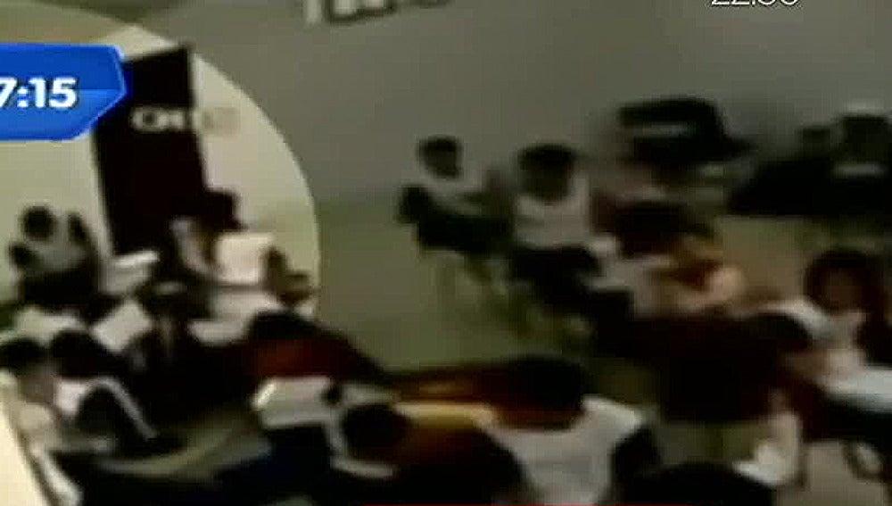 Ataque del sobrino de Marcos Campos