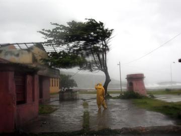 Huracán Matthew en Cuba