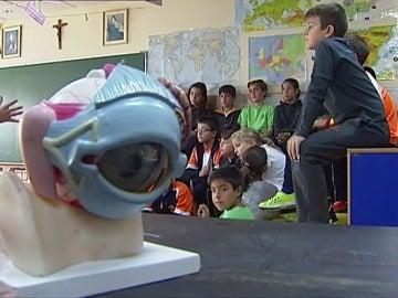 Frame 72.406704 de: Un colegio de Soria supera a los finlandeses en lectura y matemáticas