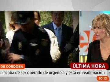 Frame 159.454513 de: José Bretón se intenta suicidar en la cárcel de Herrera de la Mancha con dos cortes en el cuello