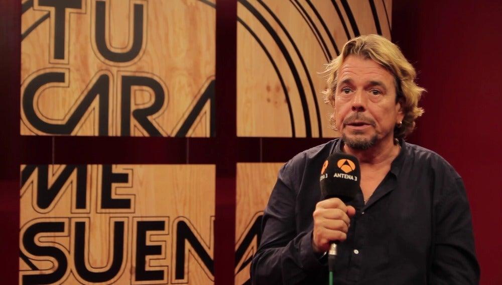 Juan Muñoz en 'Tu cara me suena'