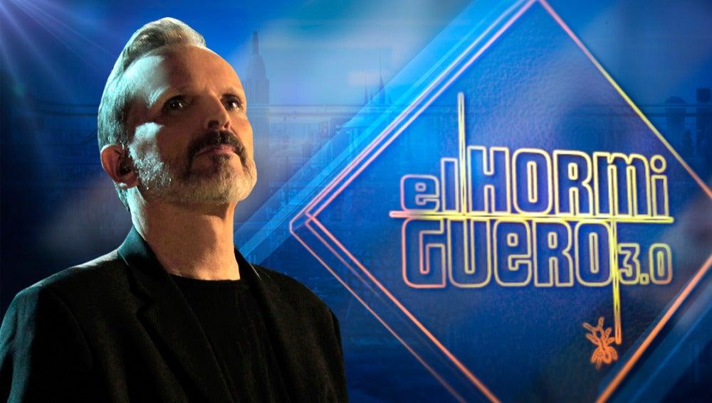 Miguel Bosé presentará su nuevo trabajo en 'El Hormiguero 3.0'
