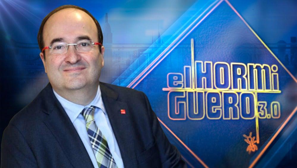 Miquel Iceta repasará la convulsa situación del PSOE en 'El Hormiguero 3.0'