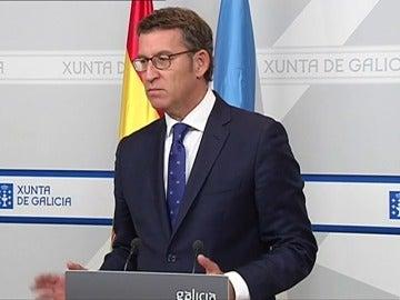 """Frame 23.014 de: Núñez Feijóo considera """"imprescindible para el PP"""" que se celebre el juicio por el caso Gürtel"""