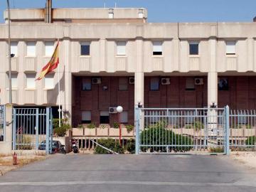 Centro de Internamiento de Extranjeros en Murcia
