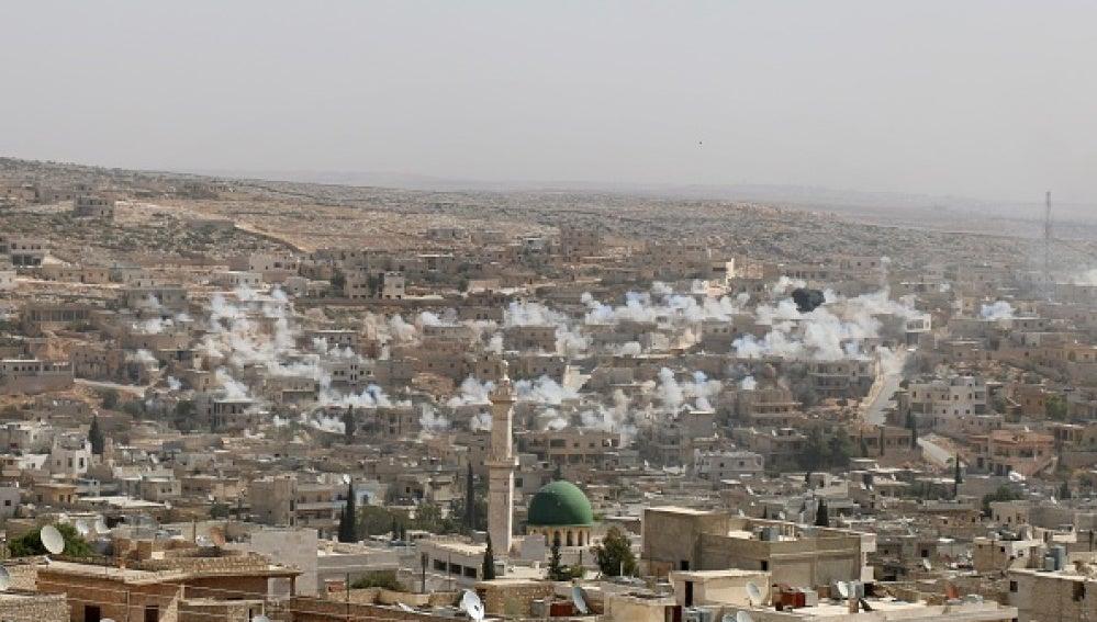 """La ciudad siria de Alepo puede quedar destruida en dos meses y medio y con """"miles"""" de civiles muertos y heridos"""