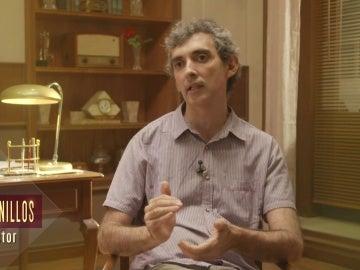 David Pinillos explica  ¿Por qué han pasado cinco años en Velvet?