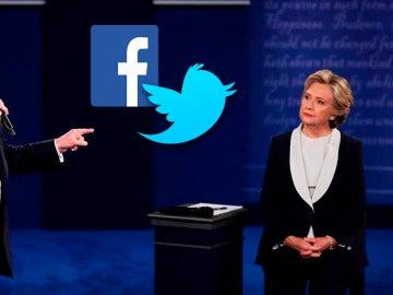 Segundo debate electoral en EEUU