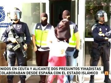 Frame 14.264128 de: Yihadistas