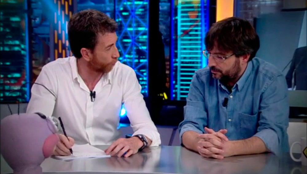 La carta abierta de Jordi Évole a Mariano Rajoy