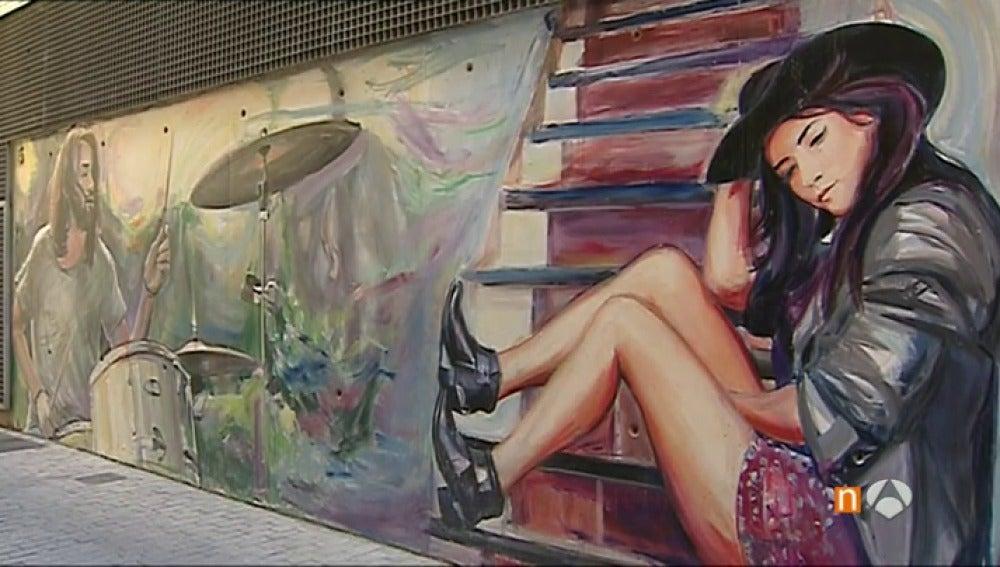 Frame 16.663979 de: Arte urbano