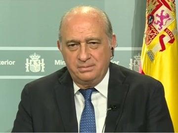 Jorge Fernández Díaz, ministro del Interior en funciones