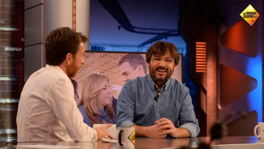 """Jordi Évole: """"Rajoy es el Cholo Simeone de la política"""""""